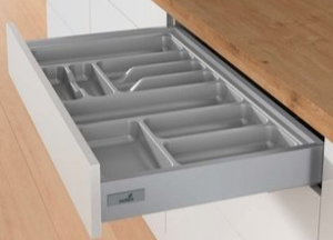 Orga Tray Basic 1 дълб.441-520/L601-650 9117288/9194938 HETTICH