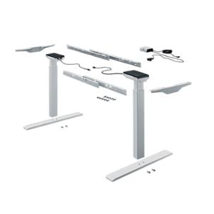 Oснови за маса Change Top Desk support sets, сребрист 9277885 HETTICH с подарък плот по избор